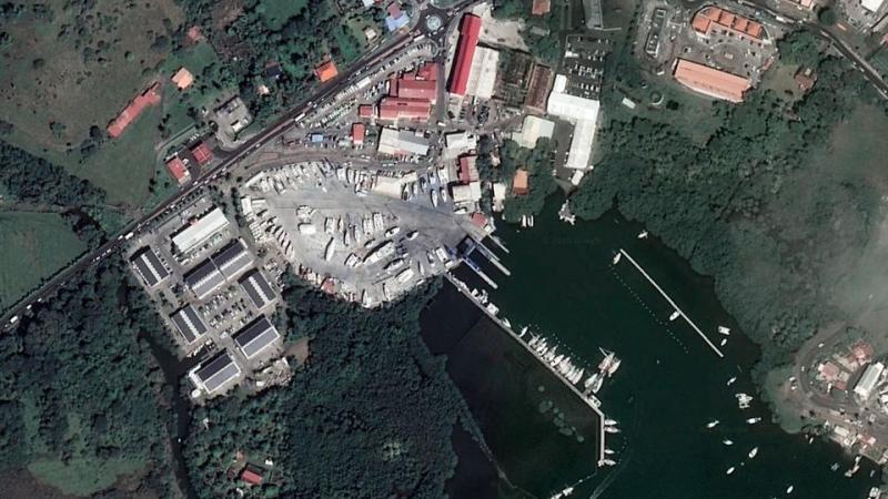 En Martinique, un port de plaisance construit en toute illégalité