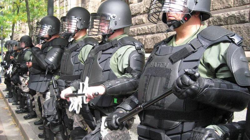 israelizing the American police, Palestinianizing the American people