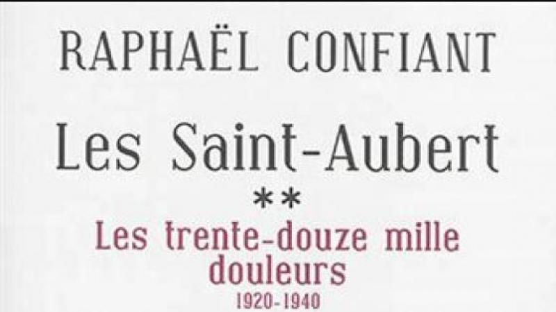 A PROPOS DES « TRENTE-DOUZE MILLE DOULEURS » DE RAPHAËL CONFIANT