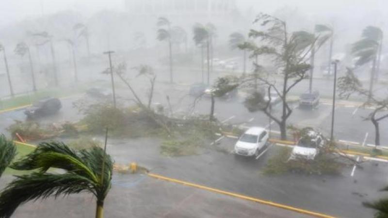 Maria, l'ouragan «le plus dévastateur» de l'histoire de Porto Rico
