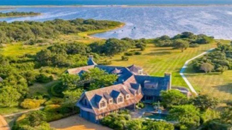 Les Obama s'offrent un manoir sur l'île de Martha's Vineyard