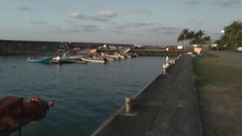 CTM GRAND-RIVIERE : les projets d'aménagement du port de pêche présentés aux marins pêcheurs