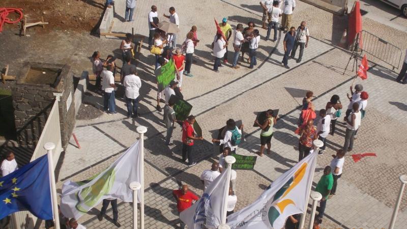 """Le fiasco de la """"Marche verte et blanche"""" contre Louis Boutrin"""