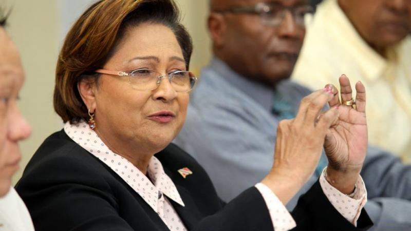 Kamla: TT being invaded