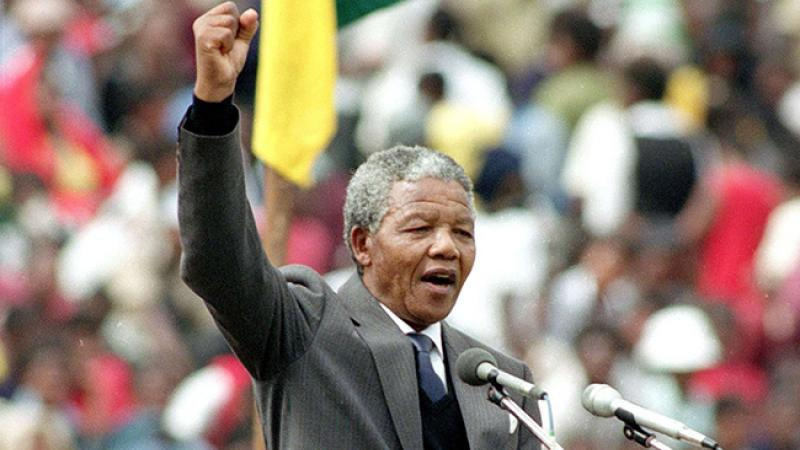Aujourd'hui, 13 avril 1993 : le discours de Mandela évite la guerre civile en Afrique du Sud