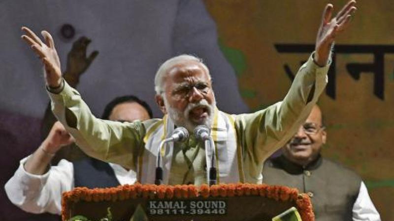 Inde. Modi rêve d'une race supérieure