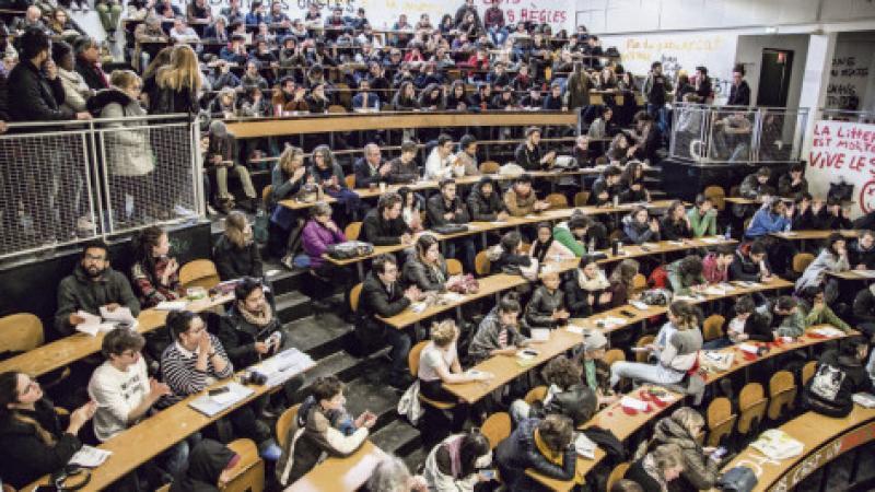 Universités. Le mouvement des étudiants est parti pour durer