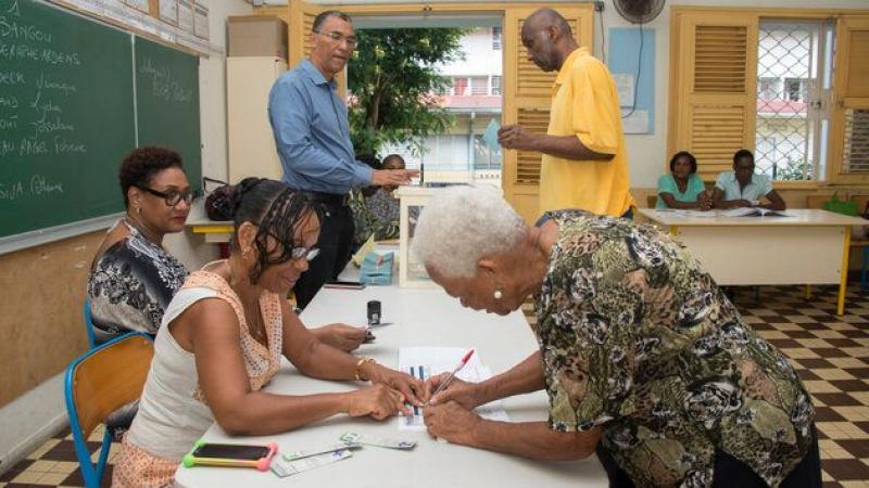Résultats européennes 2019: le RN en tête en Guadeloupe, une première aux Antilles