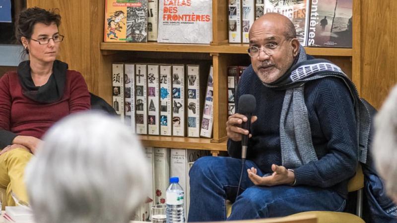 Patrick Chamoiseau écrivain de la rencontre
