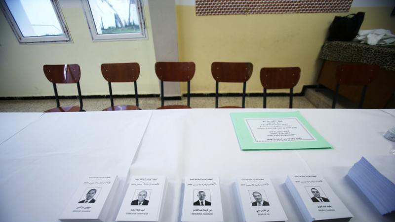Algérie : l'élection présidentielle n'a pas eu lieu