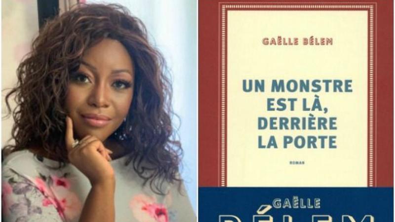 """""""Un monstre est là, derrière la porte"""", le roman au titre prémonitoire de la Réunionnaise Gaëlle Bélem"""