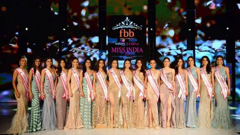 Les finalistes du concours Miss Inde ont toutes la peau blanche