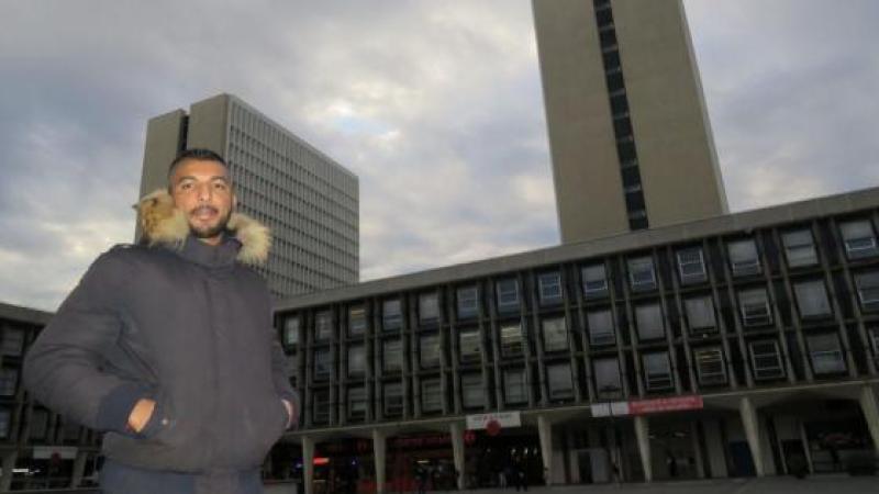 Sarcelles : Hocine veut mettre la littérature au service des quartiers
