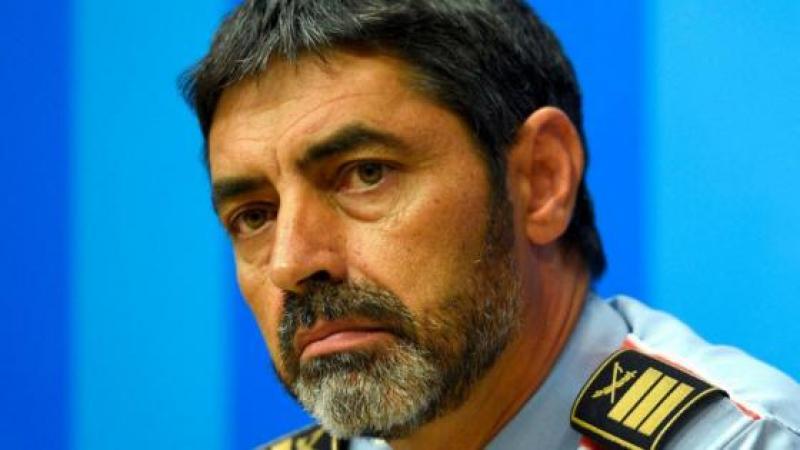 Catalogne : le chef de la police régionale poursuivi pour sédition