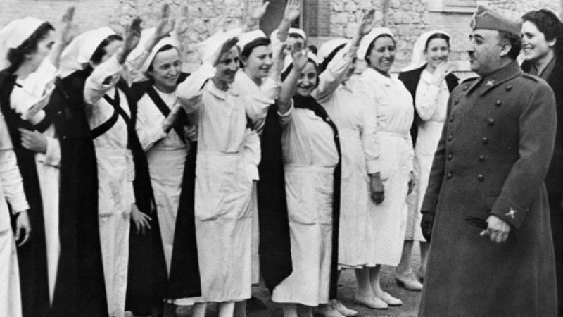 L'Eglise catholique, tyrannique et mafieuse, derrière le scandale des bébés volés de Franco