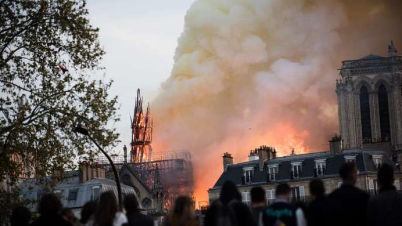 Intox sur l'origine de l'incendie de Notre-Dame de Paris