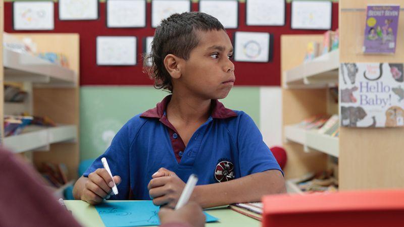 Racisme: le petit aborigène qui donne une leçon à l'Australie