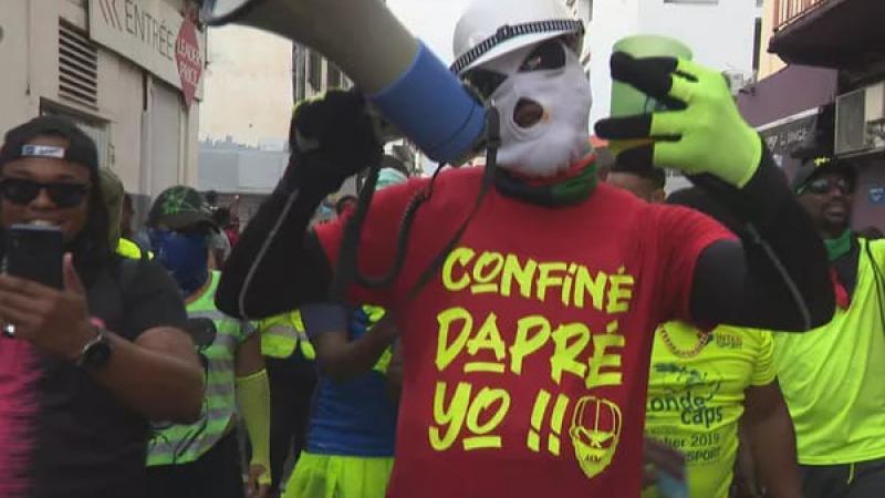 400 nouveaux cas de covid-19 en Martinique : non, ce n'est pas la faute des touristes !
