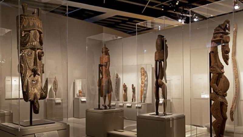 Le MIR soutient les militants qui luttent pour la restitution des œuvres d'art africaines pillées