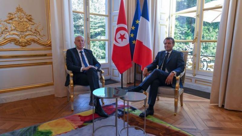 LA FRANCE ACCORDE 350 MILLIONS D'EUROS DE PRET A LA TUNISIE