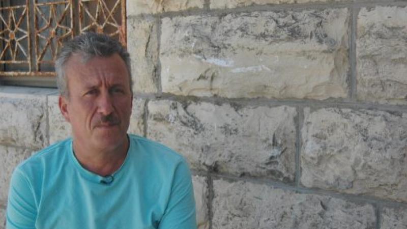 Bassem Tamimi: « Ma fille, ce sont des larmes de lutte »