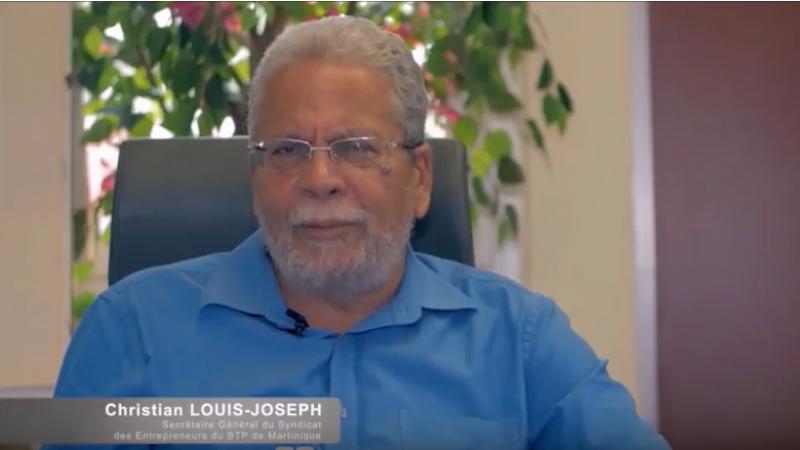 Les lunettes noires de Christian Louis-Joseph après les lunettes roses