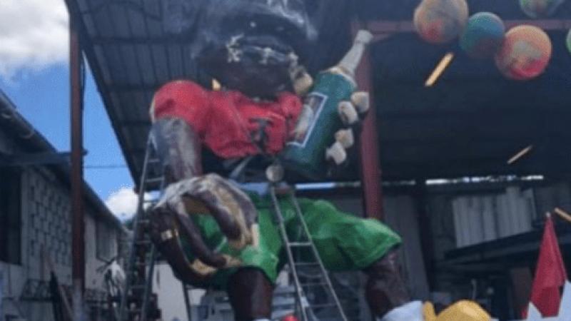Bwabwa kannaval 2019 la : Lanméri Fodfwans ka fouté fè !