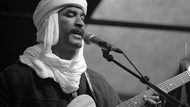 Abdallah Ag Oumbadougou, a symbol of the Tuareg rebellion