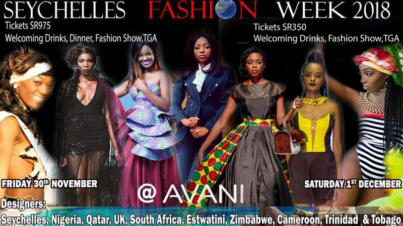 Seychelles Fashion Week