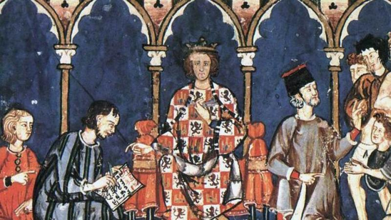 """Alfonso X 'El Sabio', el """"gran olvidado"""" que Toledo quiere resucitar en 2021"""