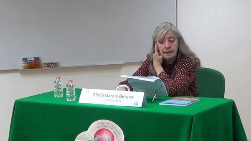 Alicia García Bergua: la poesía como un ejercicio científico y sentimental
