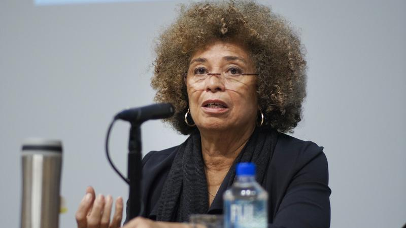 Angela Davis is latest Black target of Israel lobby