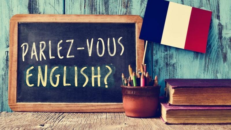 L'anglais sera-t-il un jour la seule langue parlée en France ?