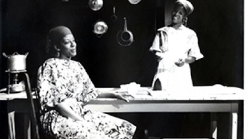 Le théâtre de Gerty Dambury : un marronnage au féminin