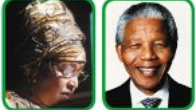 WINNIE ET NELSON MANDELA VUS PAR UN JOURNAL TAMOUL