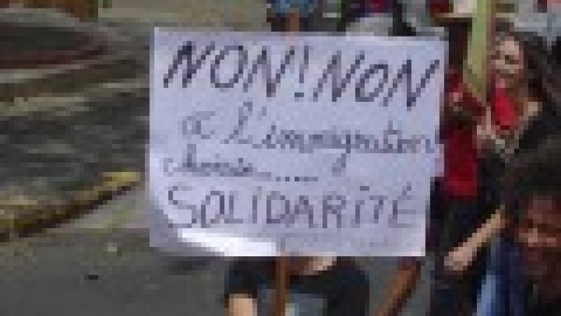 MARTINIQUAISES - IMMIGRÉES : RESPECT-ÉGALITÉ-SOLIDARITÉ !