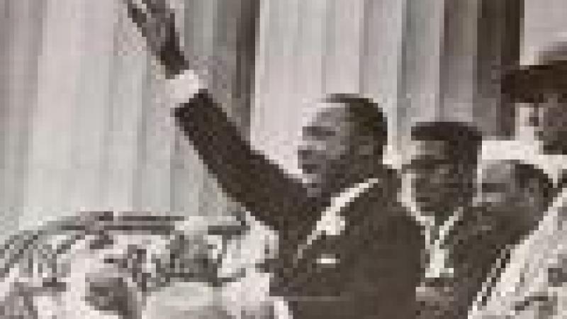 """I HAVE A DREAM "" : LE DISCOURS DU 04 AVRIL 1968 DE MARTIN LUTHER KING"""