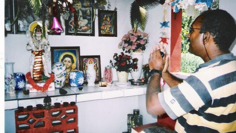 De l'héritage culturel congo, indien et chinois à la Martinique