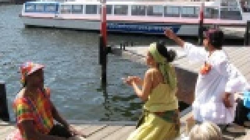 WOULO BRAVO BA MONTRAY, NICH-TWEL KREYOL-LA