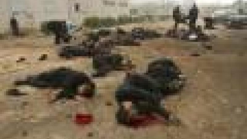 GAZA  EST DEVENU UN CAMP DE CONCENTRATION
