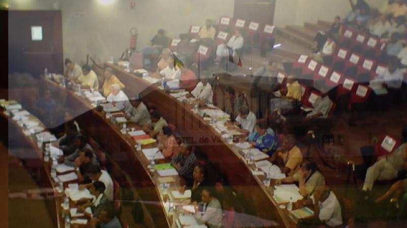 DECLARATION POLITIQUE COMMUNE GUYANE-MARTINIQUE