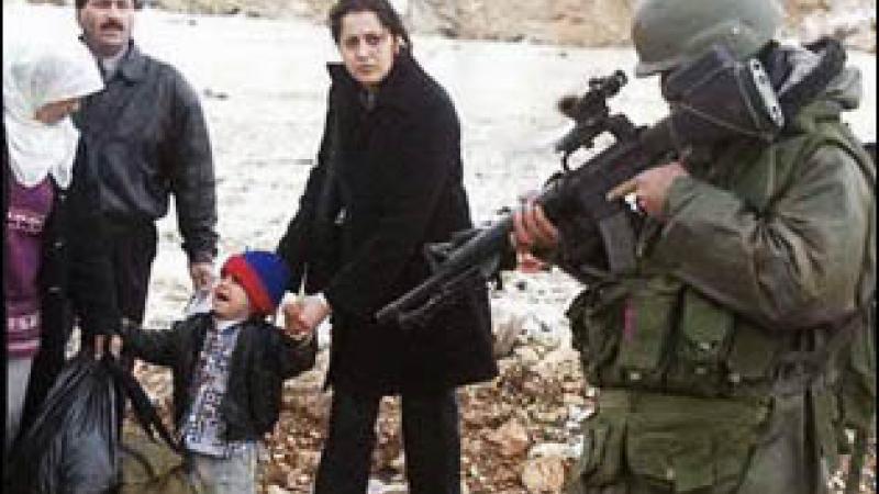 11.OOO prisonniers palestiniens dans les geôles d'Israël !