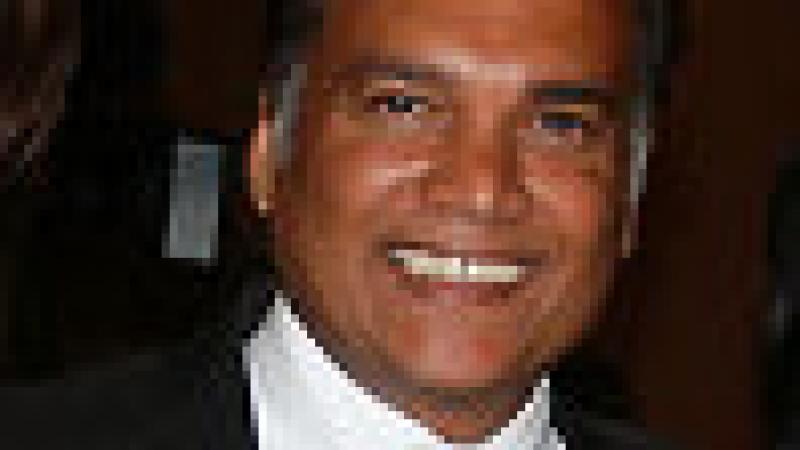 LE DR KARL MOOTOOSAMY ELU PRESIDENT DU COMITE EXECUTIF DE LA RETOSA