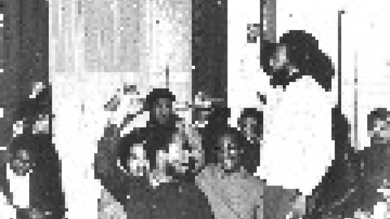 LE COMPLOT DE NOEL 1974