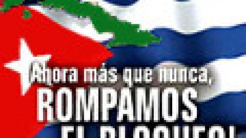 UNE NOUVELLE RESOLUTION APPELANT A LA LEVEE DU BLOCUS DE CUBA PLUS QUE JAMAIS SOUTENUE A L'ONU