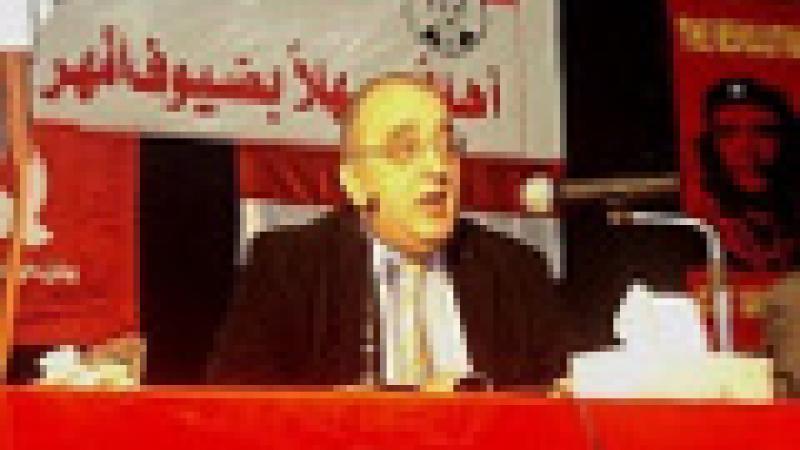 ENTRETIEN AVEC AMMAR BAGDASH, SECRETAIRE DU PARTI COMMUNISTE SYRIEN