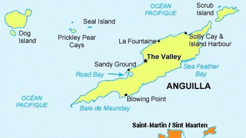 ÎLE D'ANGUILLE (PRES DE ST. MARTIN) : LES TRAVAILLEURS IMMIGRES SE PLAIGNENT DE MAUVAIS TRAITEMENTS. ILS ONT LE SOUTIEN DE LA POPULATION.