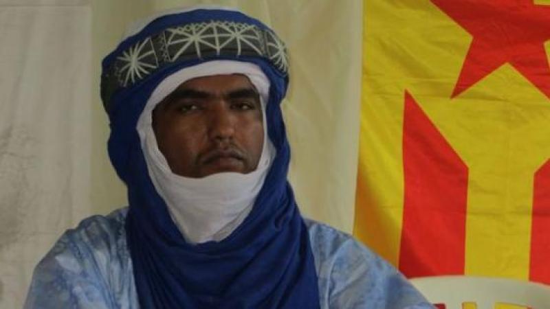 """MOUSSA AG ASSARID (FREE AZAWAD) : """"LES CORSES NOUS ECOUTENT ET NOUS AIDENT A FAIRE PASSER NOTRE MESSAGE"""""""