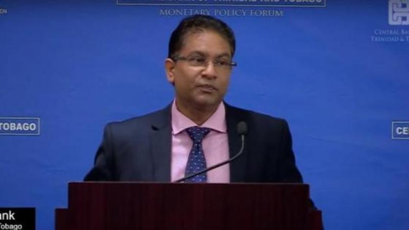 INDIAN-ORIGIN CENTRAL BANK GOVERNOR OF TRINIDAD AND TOBAGO FIRED