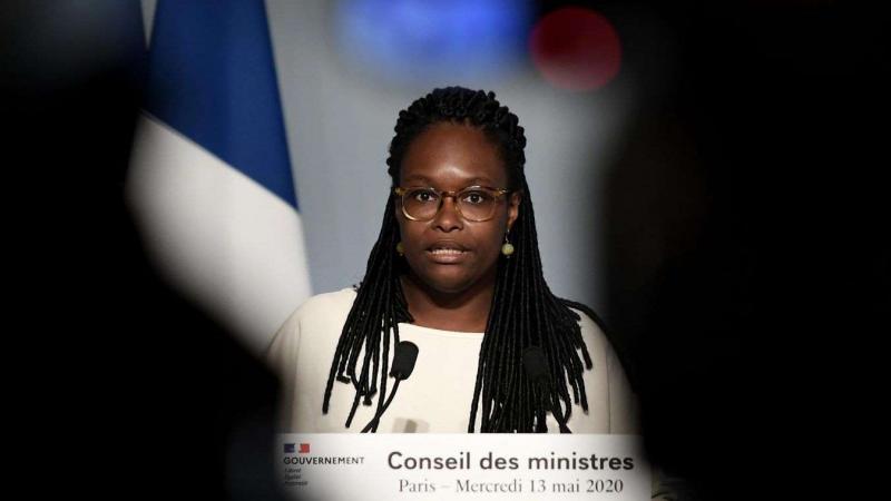 Sibeth N'Diaye a «traversé la rue»